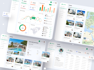 Property Management SaaS tenants tenant property manager saas website saas design management saas userexperiencedesign userexperience user experience user interface design userinterface rent property property marketing property management web design ux ui design ui