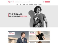 Brand free luxurious fashion store template by nasir uddin 01 index pronofoot35fo Choice Image