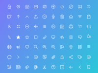 Free 100  Flat icon for Adobe Xd