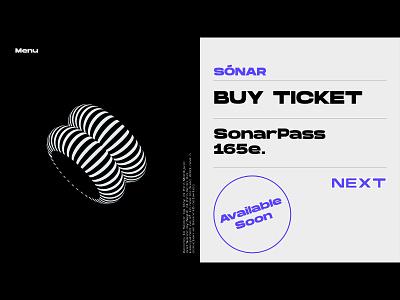 SONAR part 2 typography ux design ux branding webdesign design dailyuichallenge ui design ui dailyui