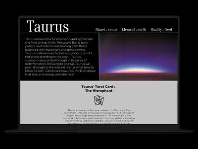SYSTEM part 3 branding astrology ux design ux webdesign design dailyuichallenge ui design ui dailyui