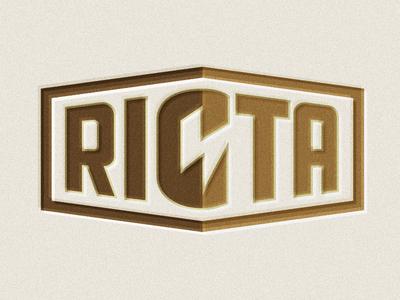 Ricta Logo idea