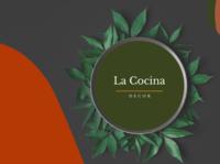 La Cocina design brand identity product design brand design print design label packaging graphic design stationery packaging website print logo brandidentity branding