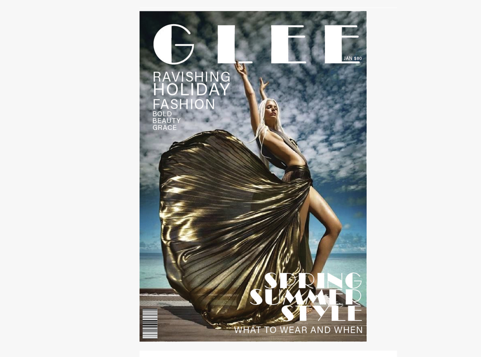 Magazine Cover By Aishwarya Hiremath On Dribbble