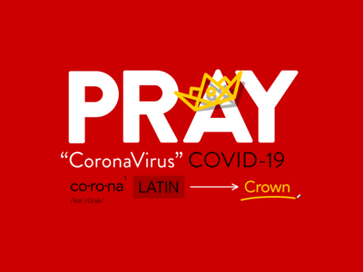🙏 Pray for China for relief from COVID-19 ( 👑 CoronaVirus )