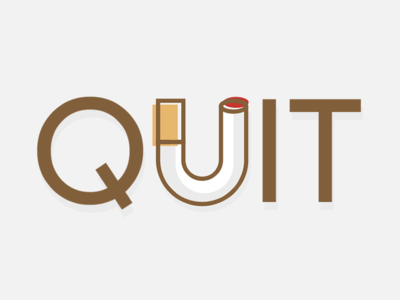 Quitter's Win when they Quit Smoking 🚭