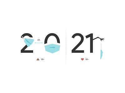 🥳 Happy New Year 2021 🥂🤞🏻 who cdc restrictions mandate unmask lettering love poo emoji social distancing masks mask social distance covid 19 covid-19 covid19 covid corona virus coronavirus corona