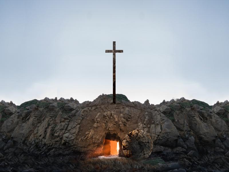 Risen word gospel new testament bible verse bible calvary resurrection sunday resurrection crucifixion crucifix cross church christian jesus christ jesus easter risen empty