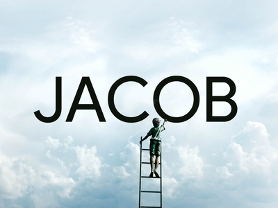 📖 The Story of Jacob's Ladder