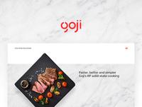 Goji food solutions