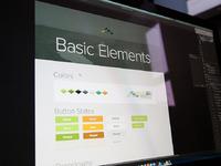 Basic ui elements bigger