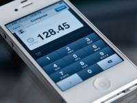 iPhone health tracking & Numeric Keypad