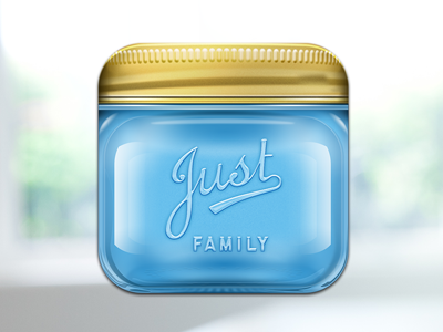 App Icon ios mobile app icon jar reflection refraction glass anthony lagoon app icon ios icon icon design jar icon ball jar