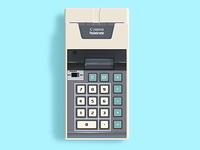 Pocketronic Calcullator