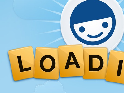 Game Loading graphic