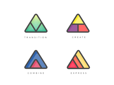 Glyph Icons sketch vector vector illustration icon geometric protect triangle glyph