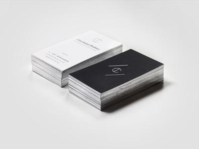 Selfbranding - Cards design branding logo business cards