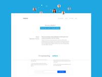 Partnership page