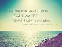 Salt Water Cures