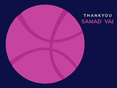 Thankyou design poster