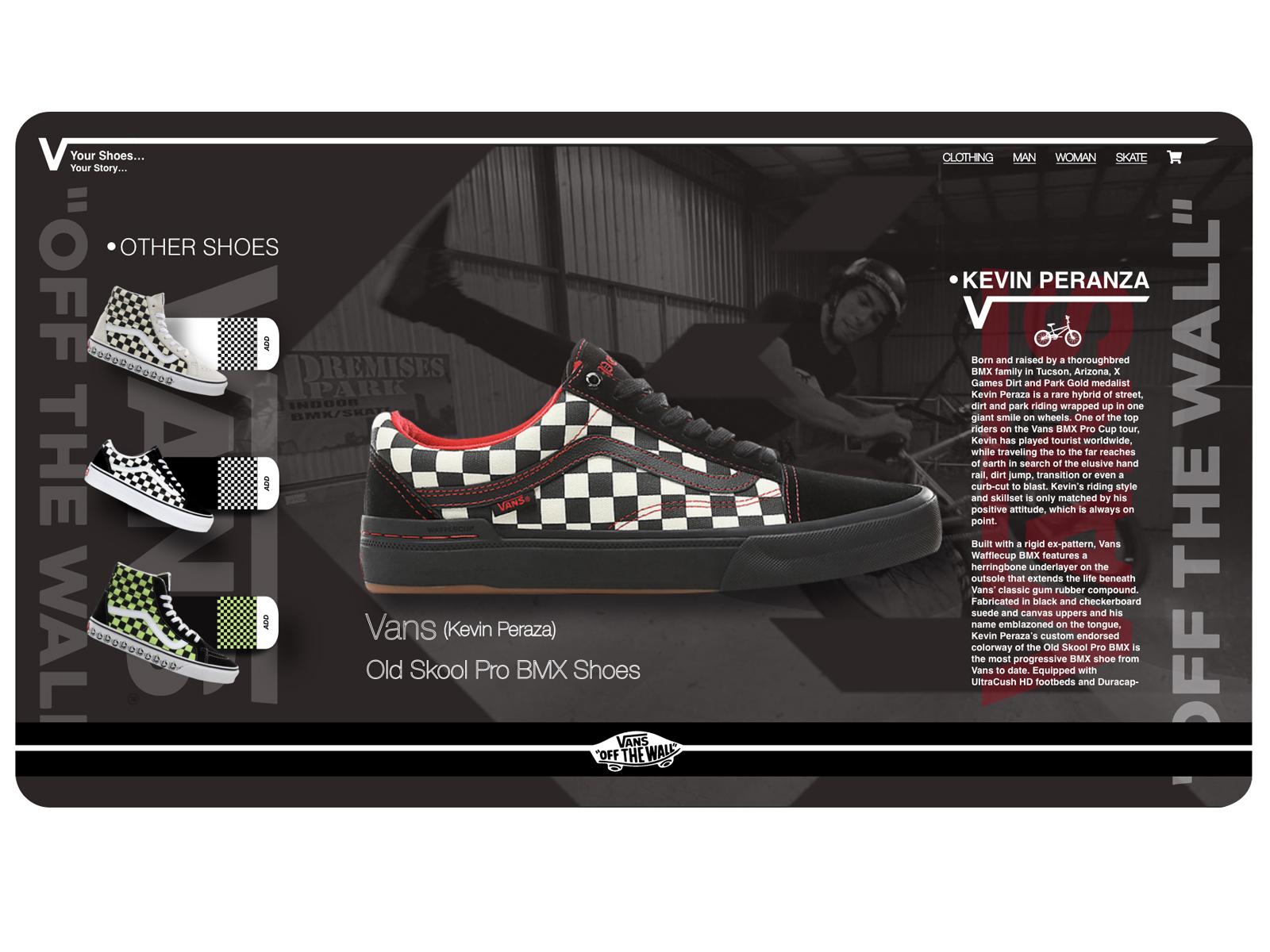 vans online shop