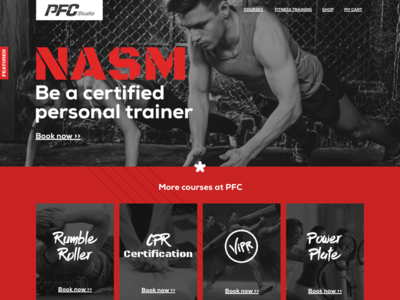PFC - Personal Fitness Coach