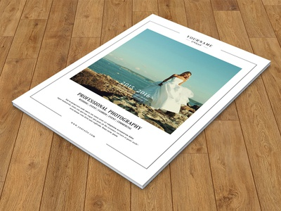 Wedding Photography Brochure - 28 Pages