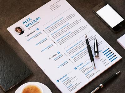 3 Minimal Resume