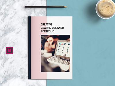 Designer Portfolio | 48 Page | Indesign Template