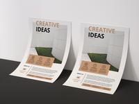 Minimalist Business Flyer-v02