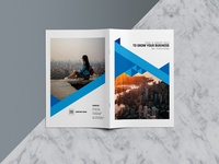 Business Growth | Illustrator Template
