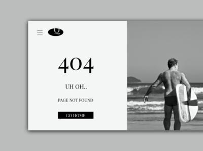 404 PageUI