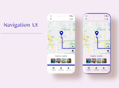 Navigation UI