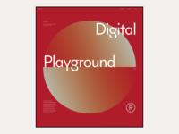 2020 Digital Playground #7 / Landing page