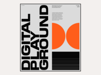 2020 Digital Playground #9 / Landing page