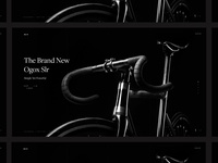 Bike Shop eCommerce Website sneak peak