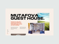 MH - Guest House Landing Page