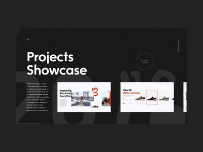 2018 - UI / UX, App & Interaction Design Showcase