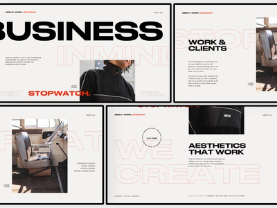 Unick Co - Homepage