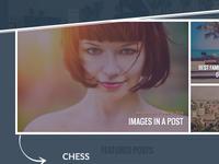OldPaper Wordpress Theme
