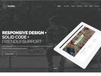 Hookie - Agency & Business WordPress Theme