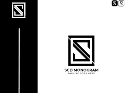 SCD MONOGRAM IDEA logotype logo designers designgraphic designer designer logo design logoinspiration logodesign branding