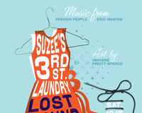 Suzee's 3rd St. Laundry Lost + Found Laundromat