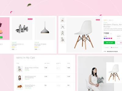 Zorro | Mutilpurpose eCommerce PSD Template cart ui ui design ui webdesign web website ecommerce checkout page cart page cart product page shop detail page ecommerce  ui ecommerce shop