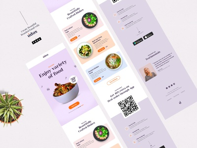 Food Email Template promotion ui ux website email newsletter creative professional outlook gmail marketing campaign email marketing email template email e-newsletter foodie food and drink food