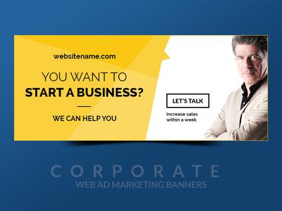Corporate Adbanners