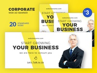Corporate Ad Banners