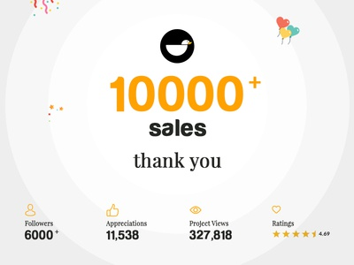 Thank you ! thank you mobile ui ui ux web ad banner flyer psd template website graphic design