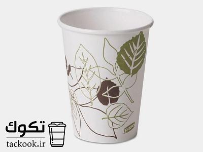لیوان کاغذی پیش دستی کاغذی پیش دستی یکبار مصرف سفارش لیوان کاغی لیوان کاغذی