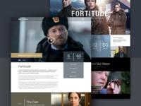 Sky Vision Website